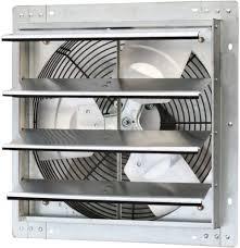 Exhaust Fan for Garage